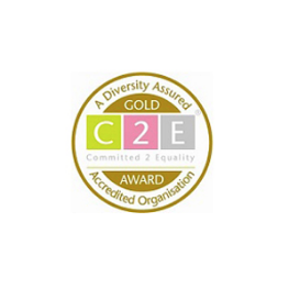 Gold Committed 2 Quality Award C2E Award