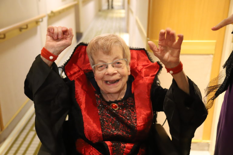Rose House Learning Disability Resident